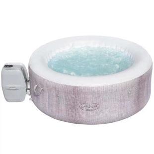 Vířivý bazén kruhového tvaru