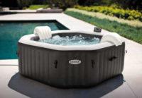 Vířivý bazén v luxusním provedení INTEX Pure Spa 79 Octagon