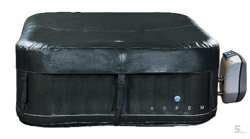 venkovní mobilní vířivka Aspen
